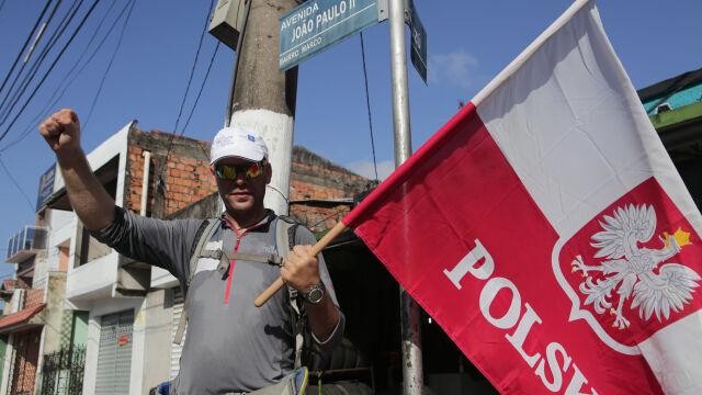 Marcin Gienieczko z sukcesem zakończył Energa Solo Amazon Expedition