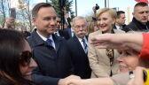 Prezydent Andrzej Duda przebywa z wizytą w Kanadzie