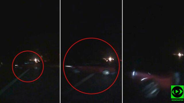 """Stanęła w poprzek autostrady, by sprawdzić światła. """"Miałem dwie sekundy i 130 na liczniku"""""""