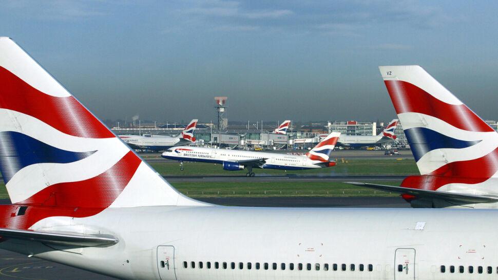 Samolot wystartował z Londynu.  Zamiast do Niemiec, poleciał do Szkocji