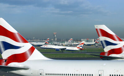 Samolot British Airways pomylił trasę
