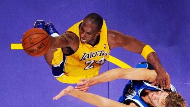 Numer Bryanta zastrzeżony przez klub NBA. Legendarny koszykarz nigdy w nim nie grał