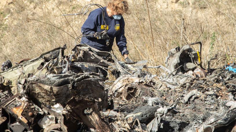 Ciało Bryanta zidentyfikowane