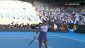 Muguruza awansowała do finału Australian Open
