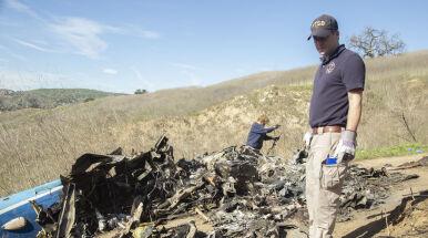 Wyciek zdjęć z miejsca katastrofy Bryanta. Znaleziono winnych