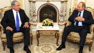 Netanjahu i Putin rozmawiali o Syrii