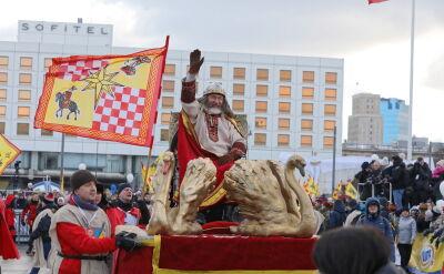 Największy Orszak Trzech Króli przeszedł ulicami Warszawy