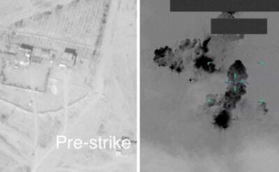 Naloty USA na pozycje Hezbollahu w Iraku i Syrii