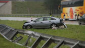 Karambol na trasie Tarnów-Dębica. 10 osób trafiło do szpitali