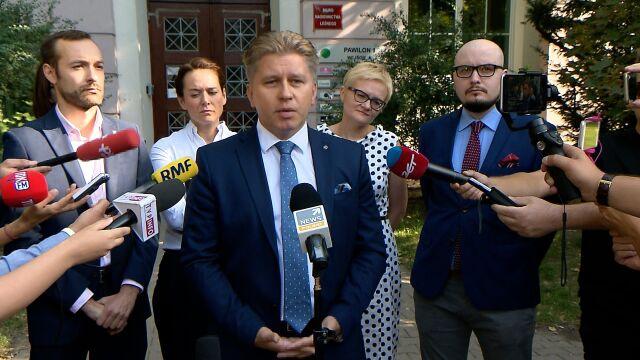 Przedstawiciele Komitetu Obrony Sprawiedliwości apelują do prezydenta