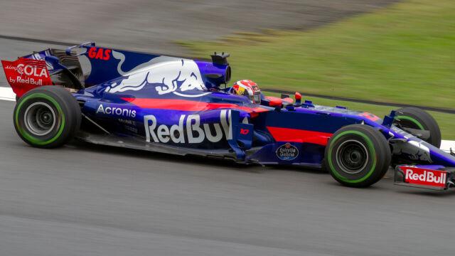 Red Bull ogłosił nazwisko nowego kierowcy