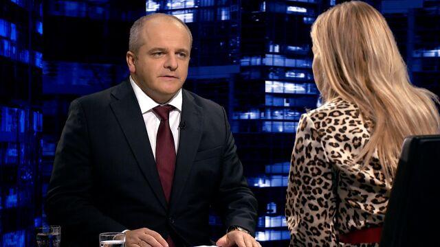 """Paweł Kowal był gościem """"Kropki nad i"""""""