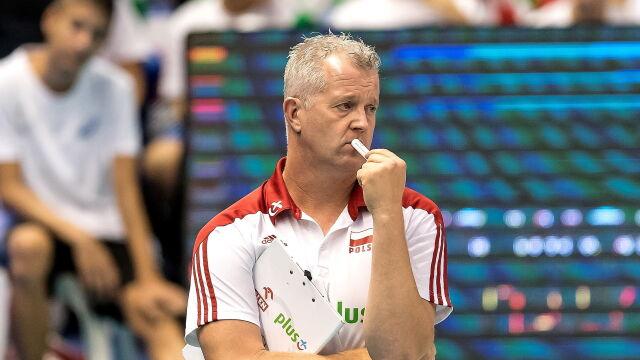 """Trener siatkarzy zaskoczył. """"Obym nie stracił tu głowy jak Władysław Warneńczyk"""""""