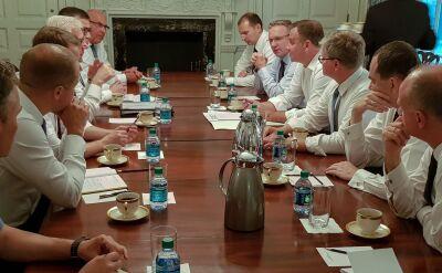 Spotkanie Duda-Trump
