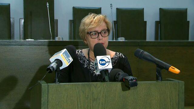 Gersdorf zdradziła szczegóły rozmowy z premierem
