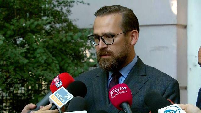 Sędzia Przymusiński: nie ma podstaw do stawiania zarzutów dyscyplinarnych żadnemu z sędziów
