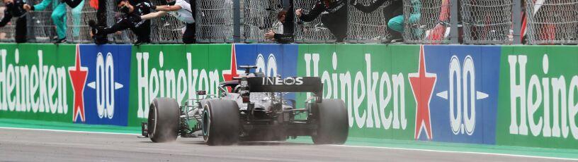 Hamilton bezkonkurencyjny w Portugalii