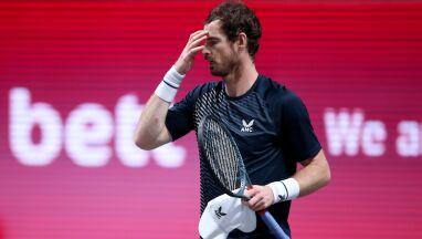 Murray zmienia plany. Minimalizuje ryzyko przed Australian Open