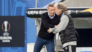"""Dumny trener Lecha. """"Nie graliśmy topornego futbolu"""""""