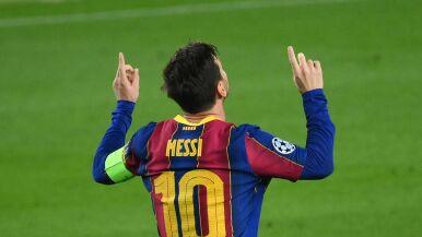 Kolejny wyczyn na liście Messiego