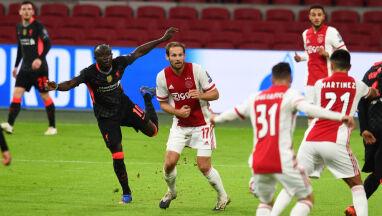 Liverpool wyszarpał wygraną w Amsterdamie. Zdecydował gol samobójczy