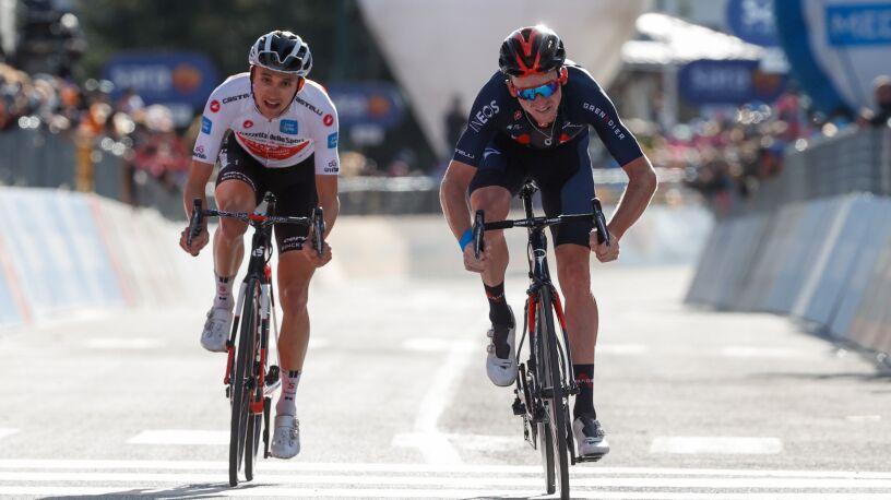Niesamowite rzeczy w Giro. Dwóch liderów przed ostatnim etapem