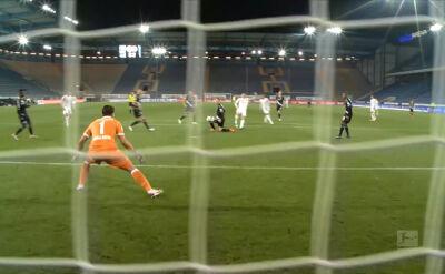 Skrót meczu Arminia Bielefeld - Bayern w 4. kolejce Bundesligi
