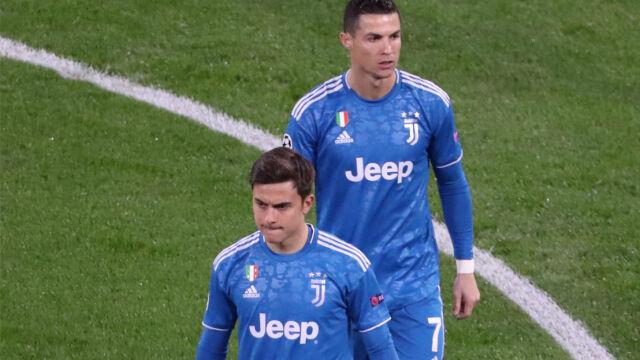 Ronaldo i Dybala skrytykowali kolegów. Uchwyciła to kamera