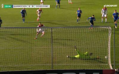 Fortuna Duesseldorf zmarnowała karnego, Batz bohaterem