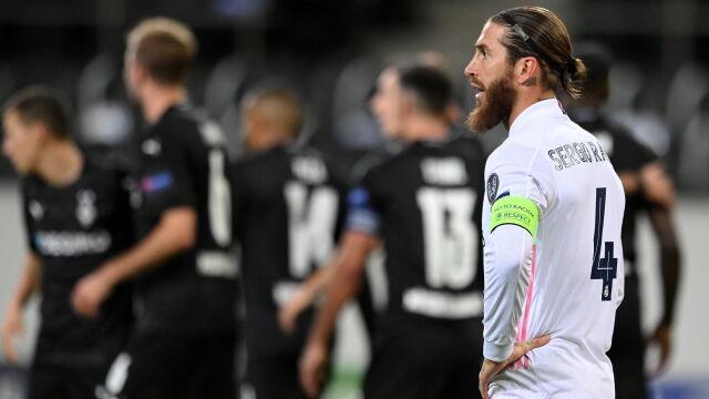 Zabójcze pięć minut Realu w Lidze Mistrzów tylko na wagę remisu