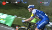 Problemy Sama Bennetta na 10. etapie Vuelta a Espana