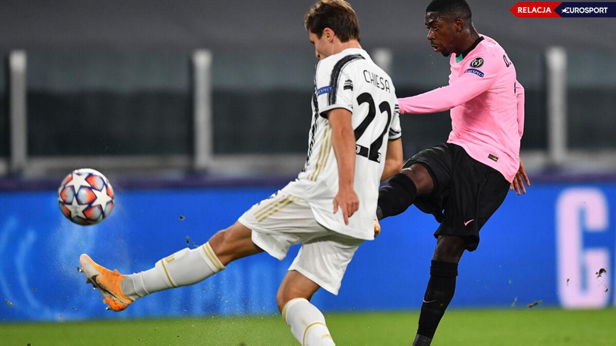 Szczęsny pokonany, jego koledze anulowano trzy gole. Pech Juventusu