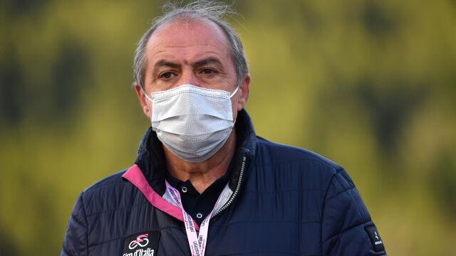 """""""Ten rok kosztował mnie dziesięć lat życia"""". Dyrektor Giro domaga się ukarania zespołów"""