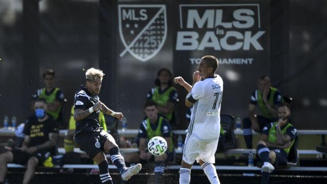 Dwa pozytywne wyniki testów. Mecz drużyn MLS przełożony
