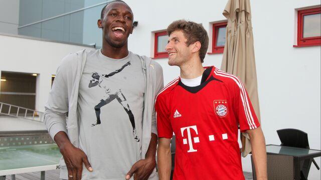 """Walka z Bayernem jak wyścig z Usainem Boltem"""
