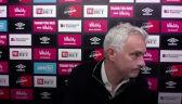 Sfrustrowany Mourinho opuścił konferencję prasową z powodu problemów technicznych