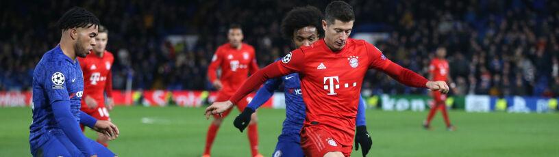 Ważne decyzje w Lidze Mistrzów. Lewandowski zagra u siebie