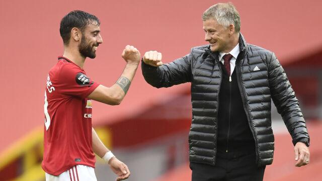 Na takiego piłkarza Manchester czekał długo. Wielkie osiągnięcie Fernandesa