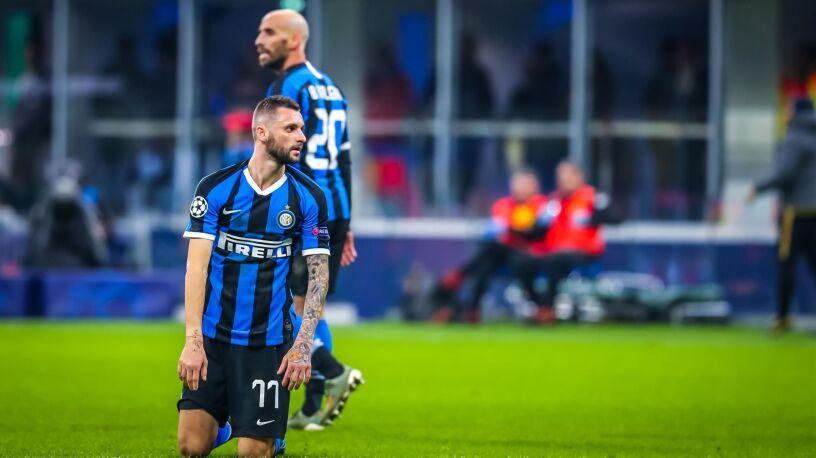Gorączka piątkowej nocy Brozovicia. Piłkarz Interu stracił prawo jazdy