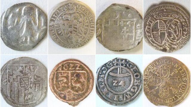 Tysiące monet na wystawie. Srebrny skarb duchownego lub rycerza
