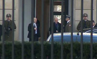 Antoni Macierewicz stracił stanowisko i opuścił Pałac Prezydencki