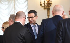 Premier Morawiecki: polska demokracja musi być demokracją z sercem