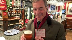 Trump: Farage