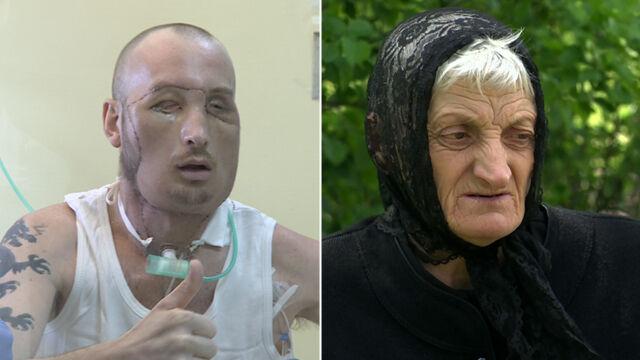 """Oddała twarz zmarłego syna. """"Może ten chłopak mnie kiedyś odwiedzi"""""""