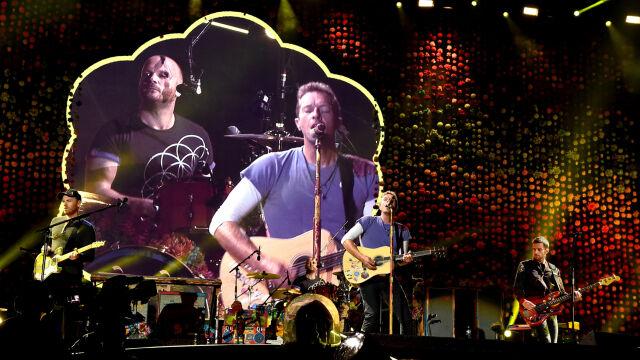 Coldplay nie pojedzie w trasę. Z troski o środowisko