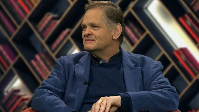 """Jarosław Mikołajewski gościem """"Xięgarni"""""""
