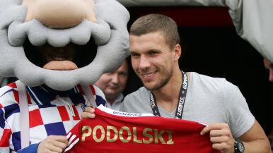 Media: Podolski w styczniu może trafić do Górnika Zabrze