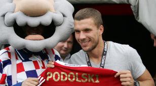 Media: Lukas Podolski już w styczniu może trafić do Górnika Zabrze