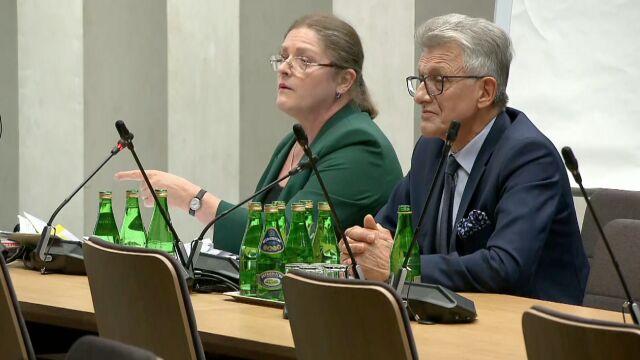 Krystyna Pawłowicz o słowie którego użyła w stosunku do Kamili Gasiuk-Pichowicz