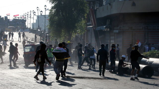 Coraz więcej ofiar antyrządowych protestów